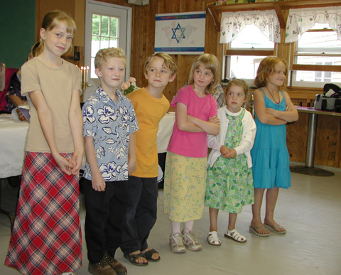 messianic children's camp 2008